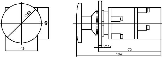 выключатель КЕ 022