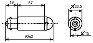 лампа СКЛ 1
