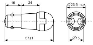 лампа СКЛ 10