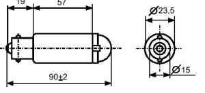 светодиодная лампа СКЛ 3