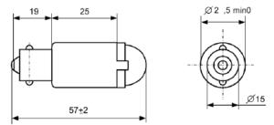 светодиодная лампа СКЛ 4