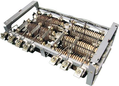 блок резисторов б6